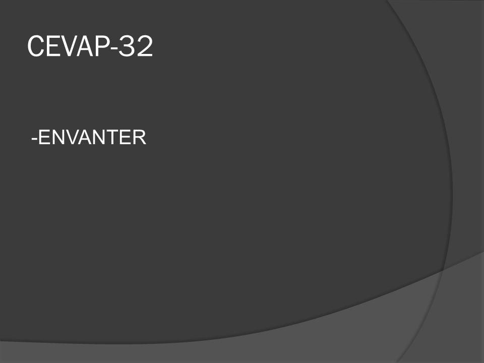CEVAP-32 -ENVANTER