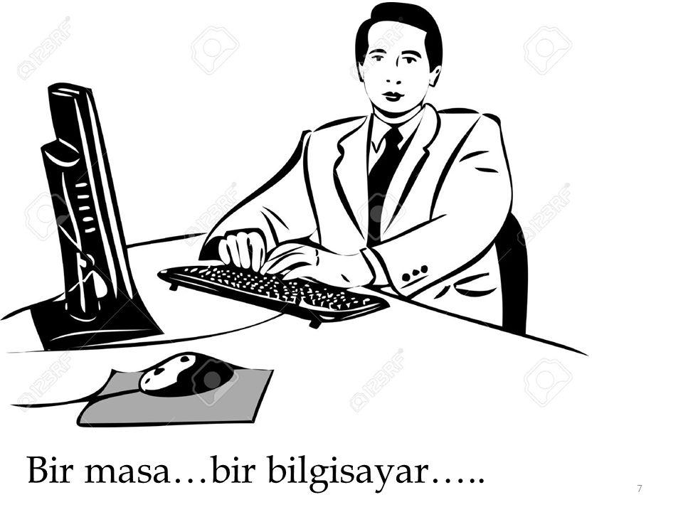 Bir masa…bir bilgisayar….. 7