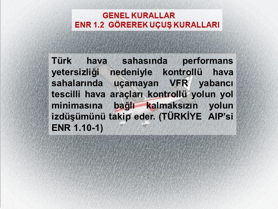 GENEL KURALLAR HATALI YER İSMİ YERİNE KOORDİNAT YAZILMALI