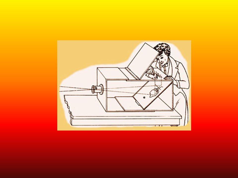 SLR makinelerin çalışması Deklanşöre basılmadan önce diyafram en açık konumdadır.