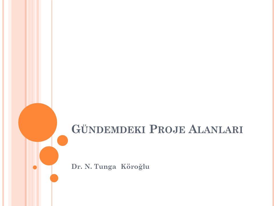 Türkiye ve Avrupa'da Araştırma fonlarının dağılımını belirleyen temel yapı