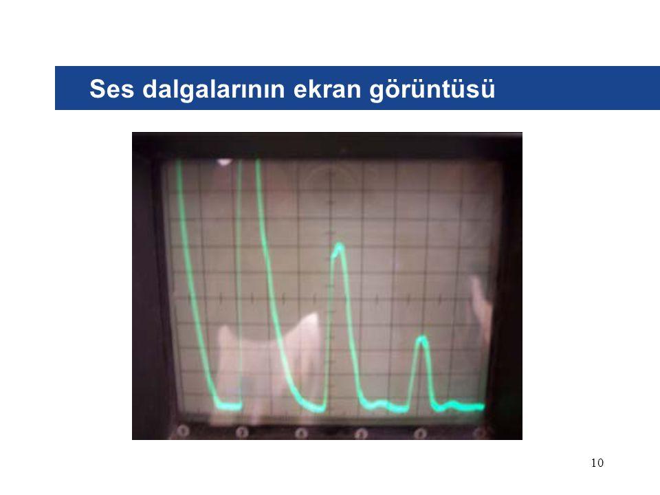 Ses dalgalarının ekran görüntüsü 10