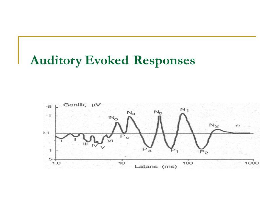 Auditory Evoked Responses