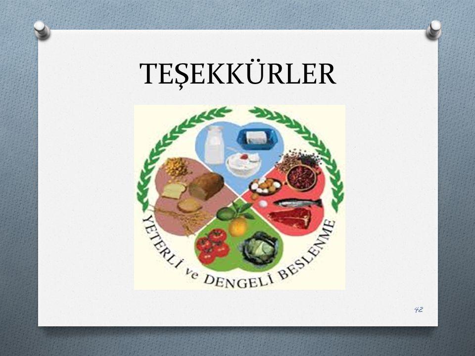 TEŞEKKÜRLER 42