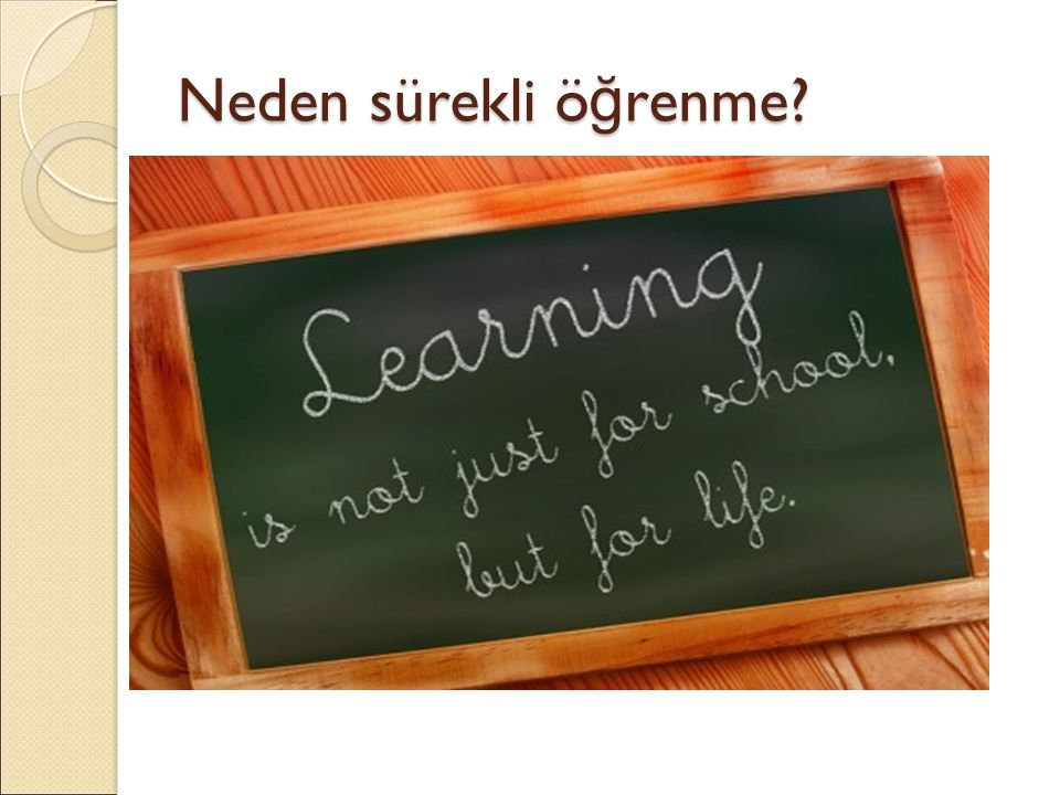 Kapsanan eğitim türleri itibariyle, yaşamboyu öğrenmenin genel olarak dört ana kategorideki eğitimi kapsadığı söylenebilir: 1.