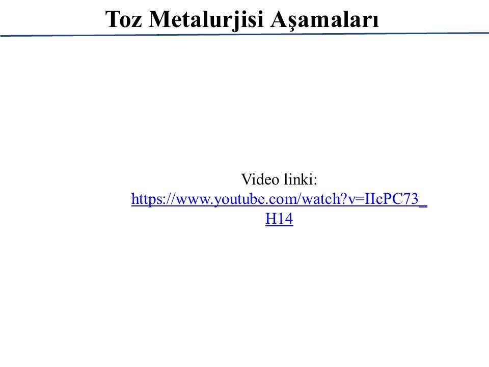 Video linki: https://www.youtube.com/watch?v=IIcPC73_ H14