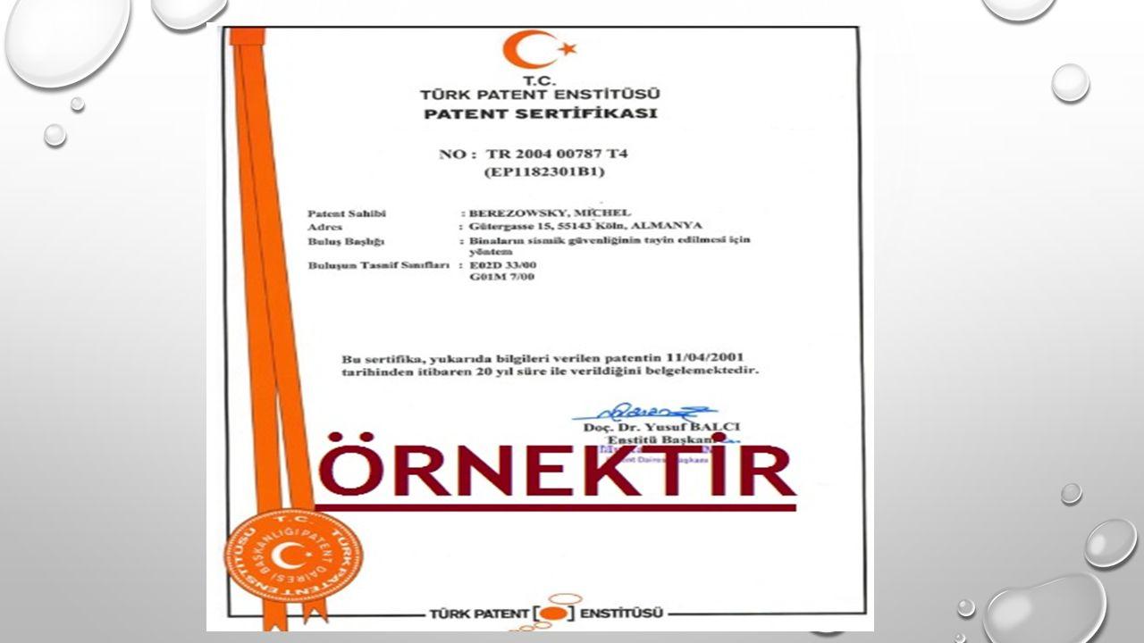 TPE, Türkiye'nin teknolojik gelişimine katkıda bulunmak, memleket genelinde serbest rekabet ortamını sa ğ lamak, araştırma geliştirme hareketlerini ilerlemesini mümkün kılmak için patent, marka vb.