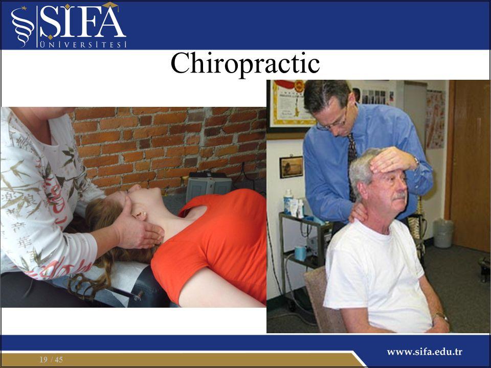 Chiropractic / 4519
