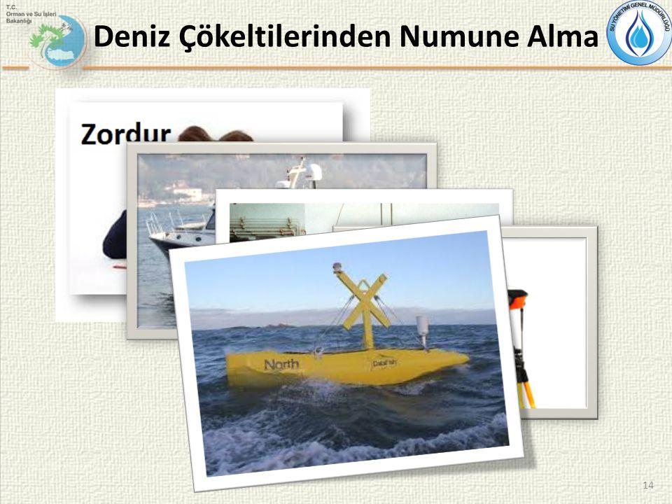 Deniz Çökeltilerinden Numune Alma 14