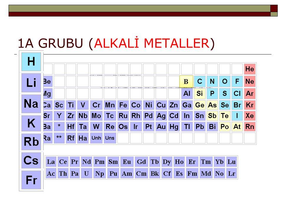 8A GRUBU( SOYGAZLAR-ASAL GAZLAR ) Hepsi kararlıdır, yani bileşik OLUŞTURMAZLAR. Diğer element atomları soy gazların elektron dağılımına benzemek için