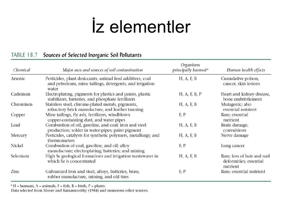 İz elementler