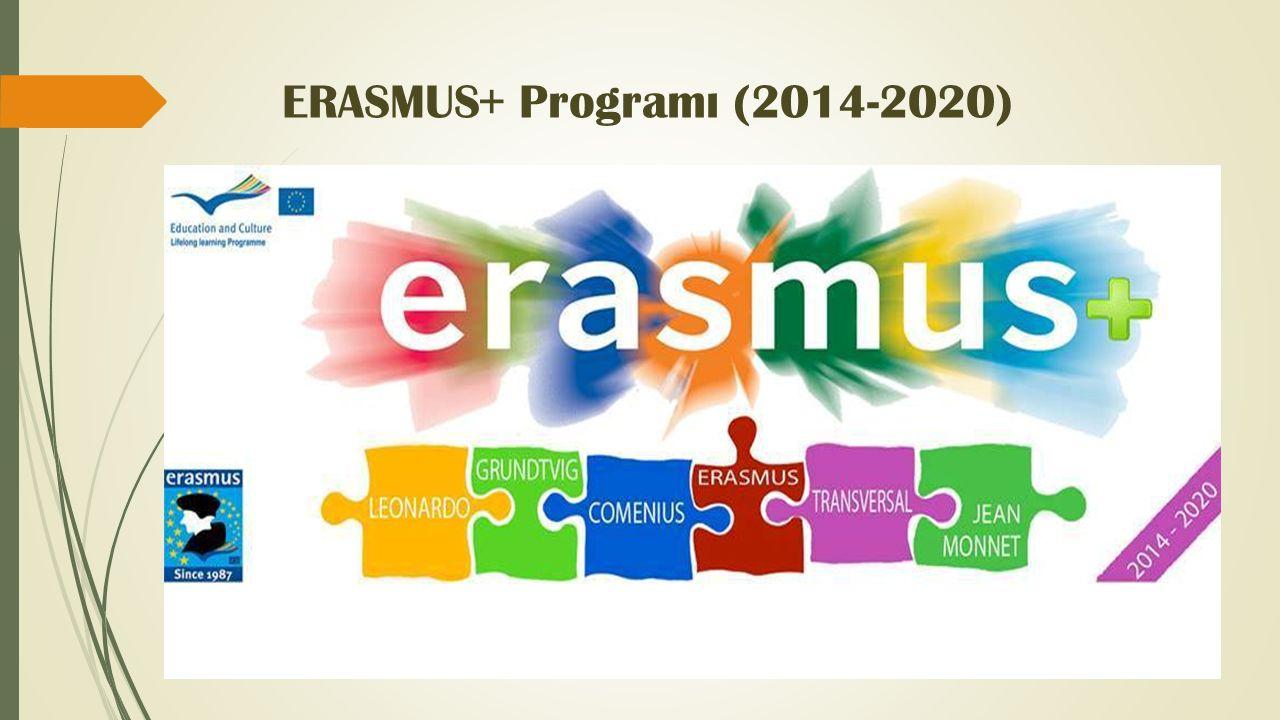 ERASMUS+ Programı (2014-2020)