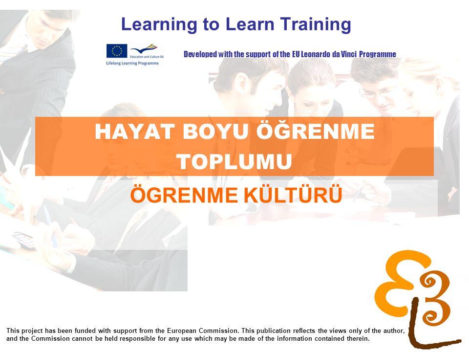 learning to learn network for low skilled senior learners Bu dersin sonunda şunları öğreneceksiniz… Ögrenmelerini engelleyen insan önündeki en yaygın engeller.