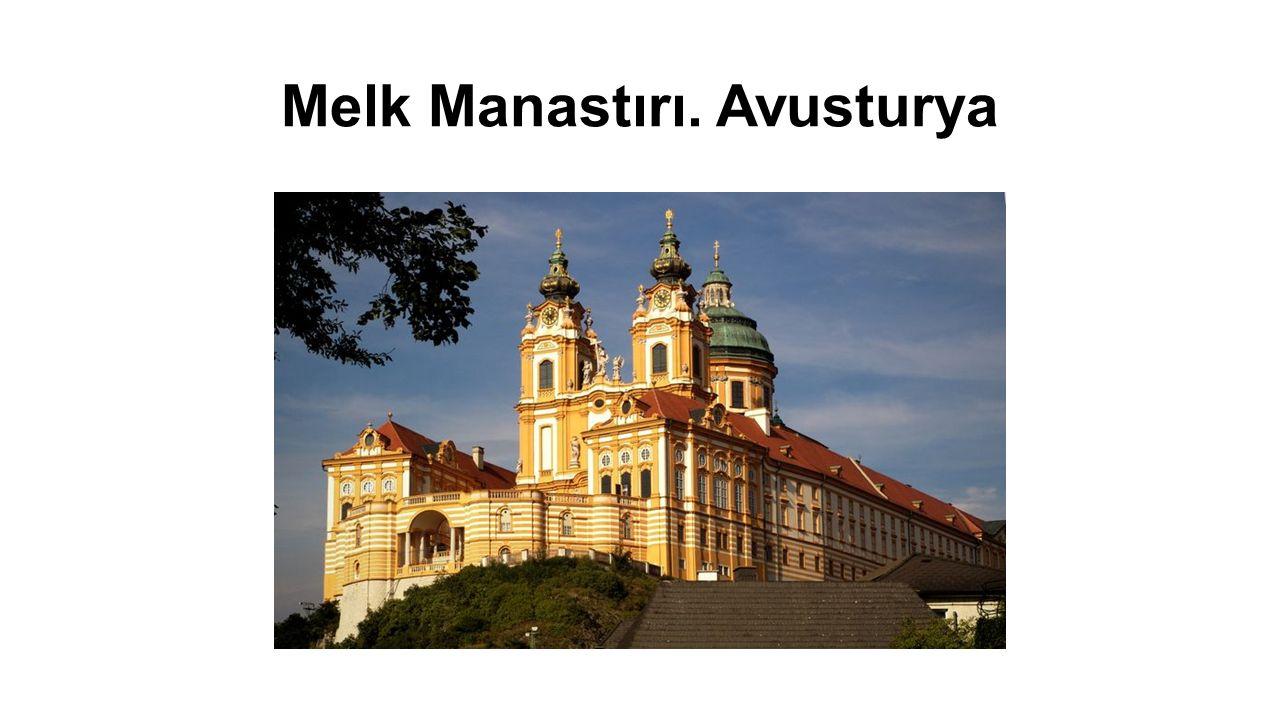 Melk Manastırı. Avusturya