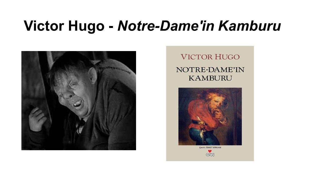 Victor Hugo - Notre-Dame in Kamburu
