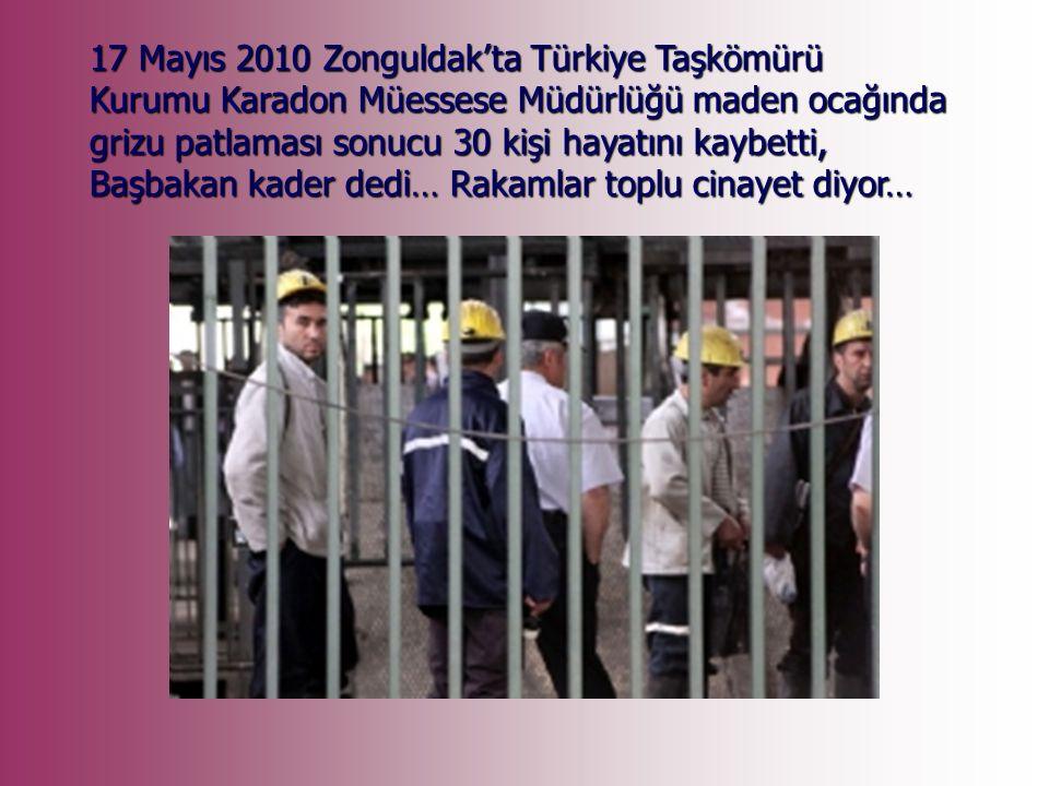 14 Temmuz 2009 Boya işçisi Hayati Kılıç, Şanlıurfa'da bir apartmanda demir iskelenin halatlarının kopması sonucu düşerek hayatını kaybetti, bir diğer işçi yaralandı.
