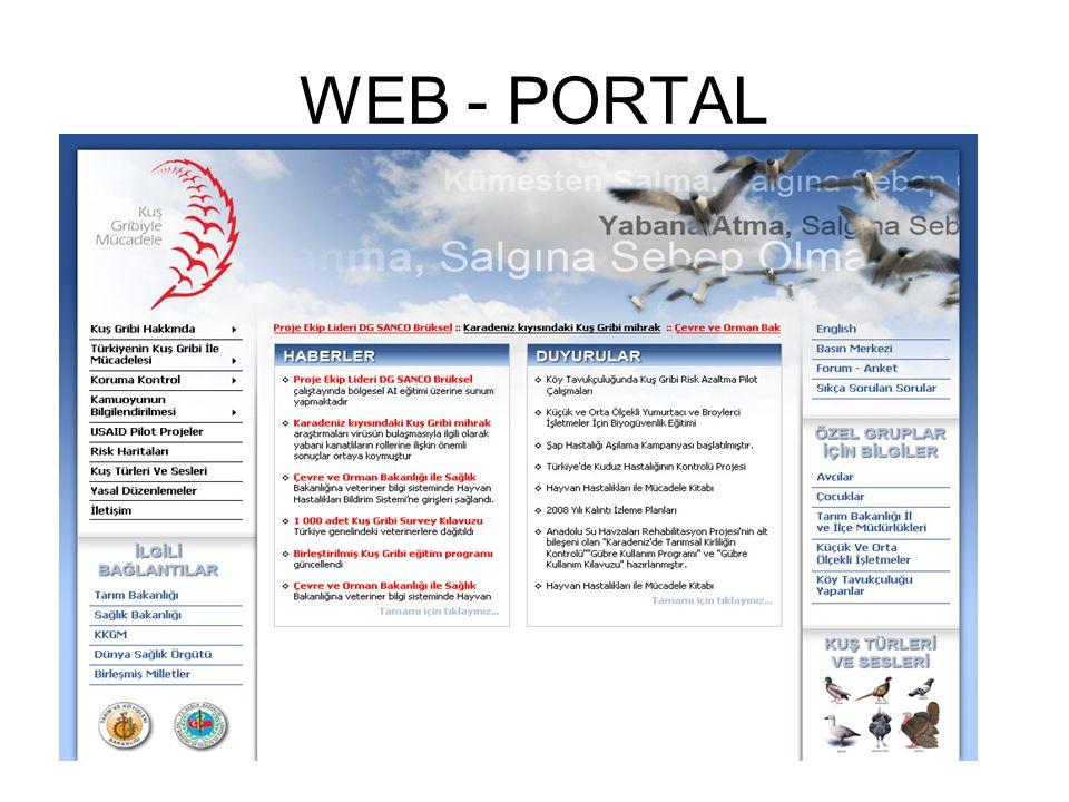 WEB - PORTAL