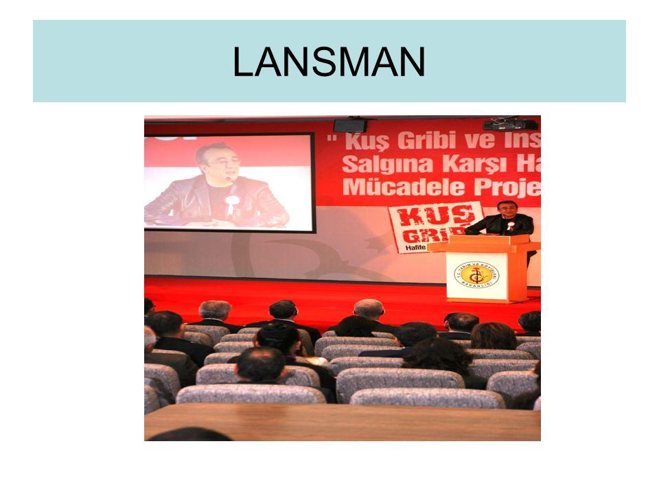 LANSMAN
