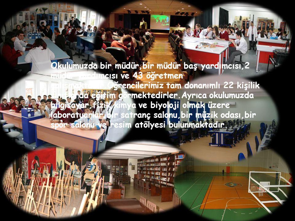 Hasal olarak amacımız öğrencilerimizi diğer insanlarla sağlıklı ilişkiler kurabilen,kültürel değerlerini,ülkesini ve milletini koruyan,global meselelere duyarsız olmayan,sorumluluk alabilecek,paylaşımcı,analitik düşünebilen,teknolojiye hakim,özgüven sahibi,yaratıcı,saygılı,yardımsever,öğrenmeye açık ve Türk Cumhuriyeti'nin kurucusu Atatürk'ün ilkelerine bağlı bir nesil olarak yetiştirmektir.