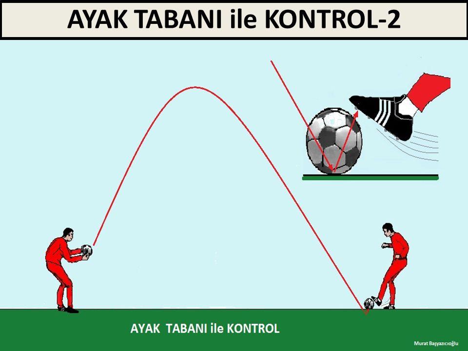 AYAK TABANI ile KONTROL-2