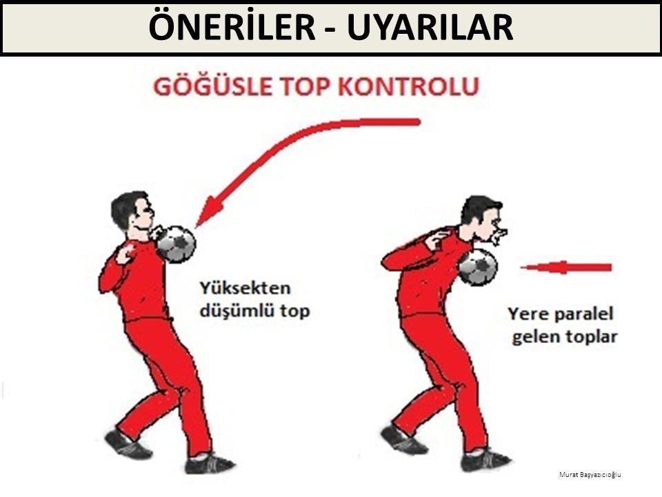 Murat Başyazıcıoğlu ÖNERİLER - UYARILAR