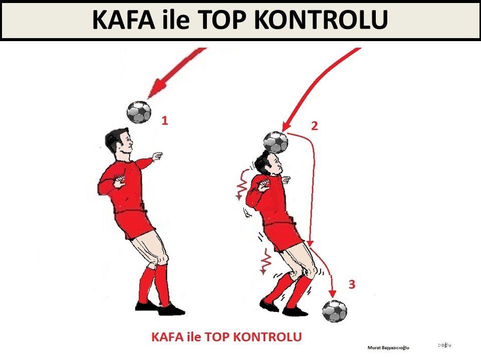 Murat Başyazıcıoğlu KAFA ile TOP KONTROLU
