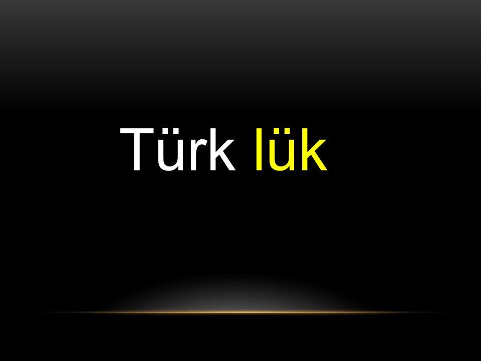 Türk lük