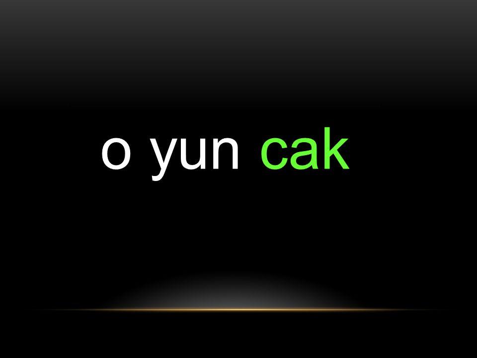 o yun cak