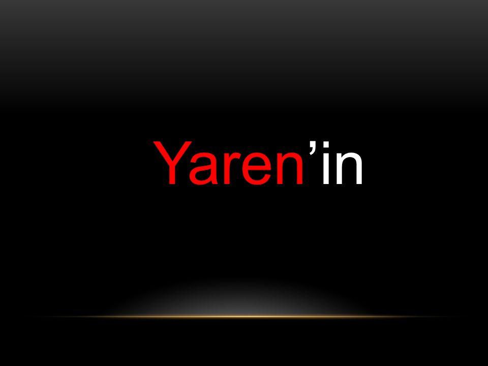 Yaren'in