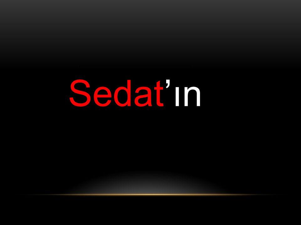 Sedat'ın