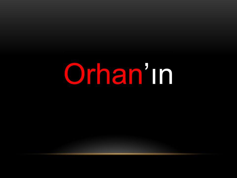 Orhan'ın