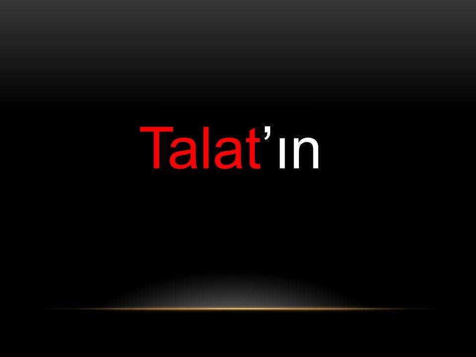 Talat'ın