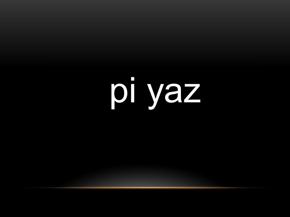 pi yaz