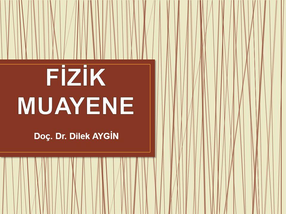 Doç. Dr. Dilek AYGİN