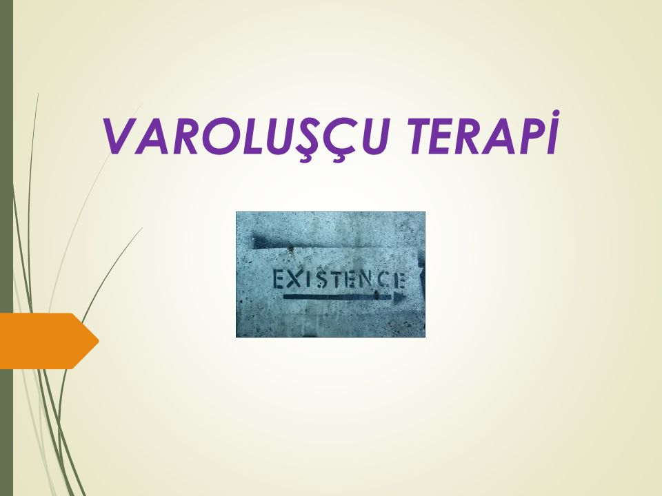 VAROLUŞÇU TERAPİ