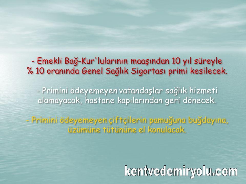 - Bütün dünyada anne sütünün önemi yeniden anlaşılır ve emzirme teşvik edilirken Türkiye'de
