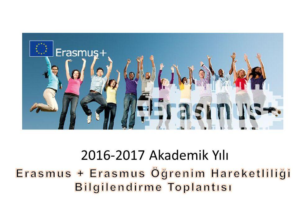 2016-2017 Akademik Yılı