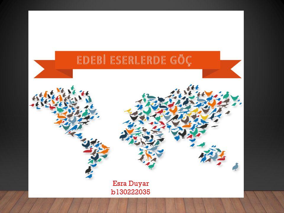 Esra Duyar b130222035