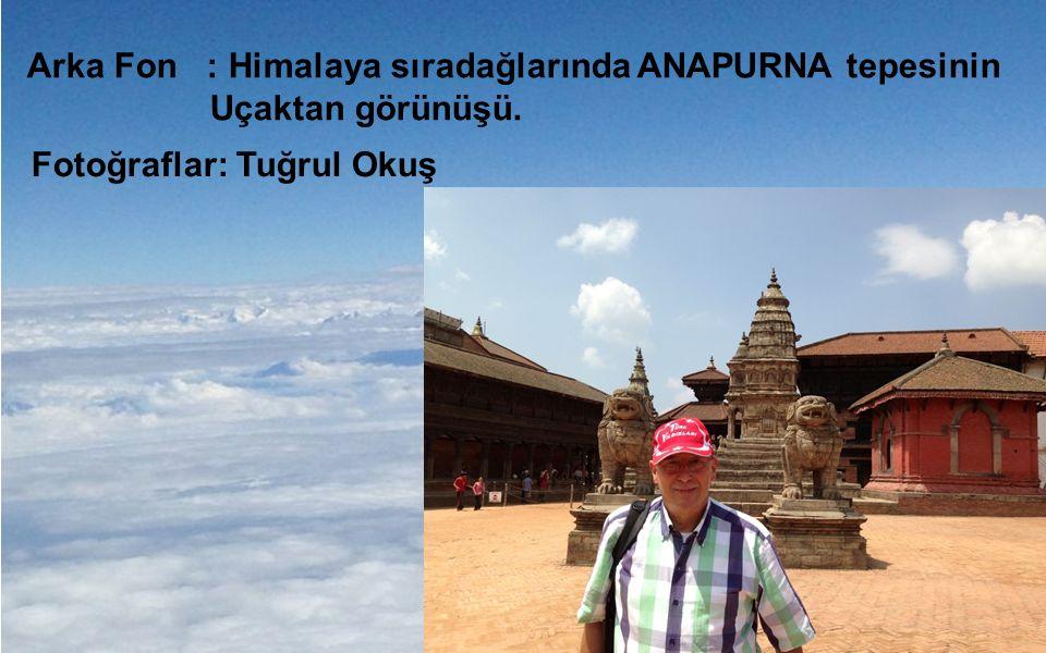 Burası da Kumari'nin kaldığı tapınak… Ve Tapınağın dışarıdan görünüşü…