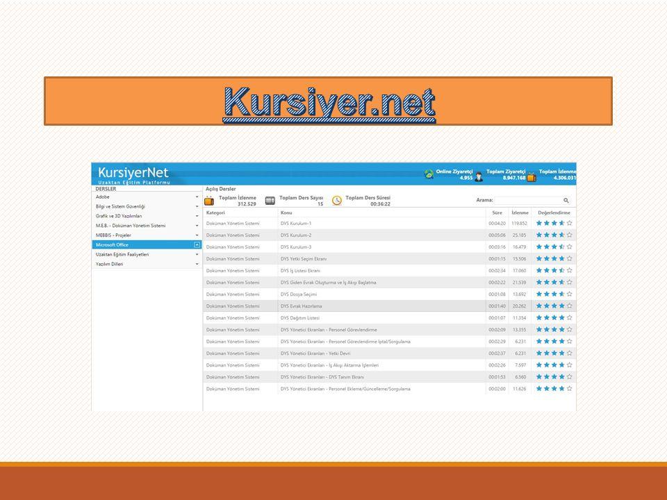 Kursiyer.net