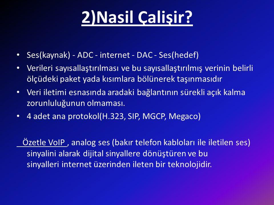 2)Nasil Çalişir.