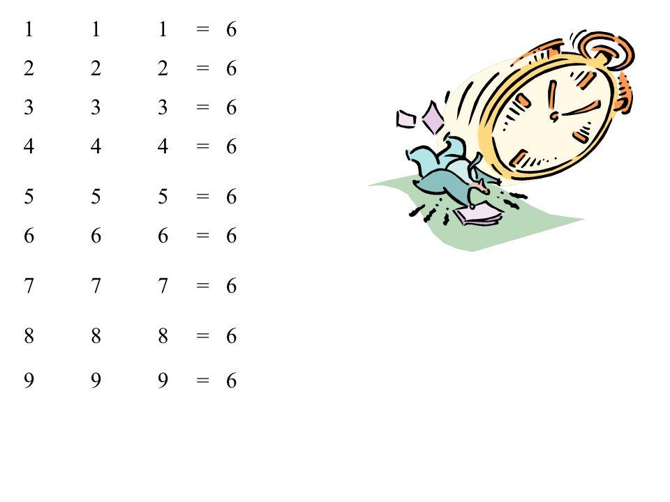 İşte buna bir örnek.. Bu örnek çözüme nasıl gidildiğini anlamanıza yardımcı olacak. Birbirinin aynısı 3 sayı alırız ve sadece matematiksel işaretlerle
