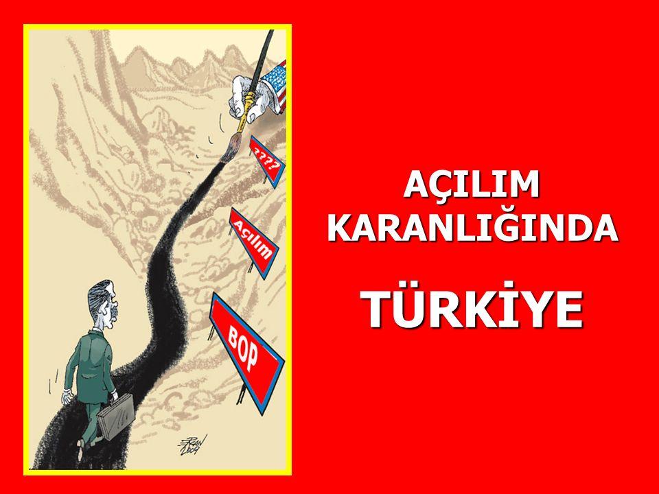 PKK'nın İstekleri Yerine Getirildi.Katil Apo, açılım için yol haritası hazırladı.