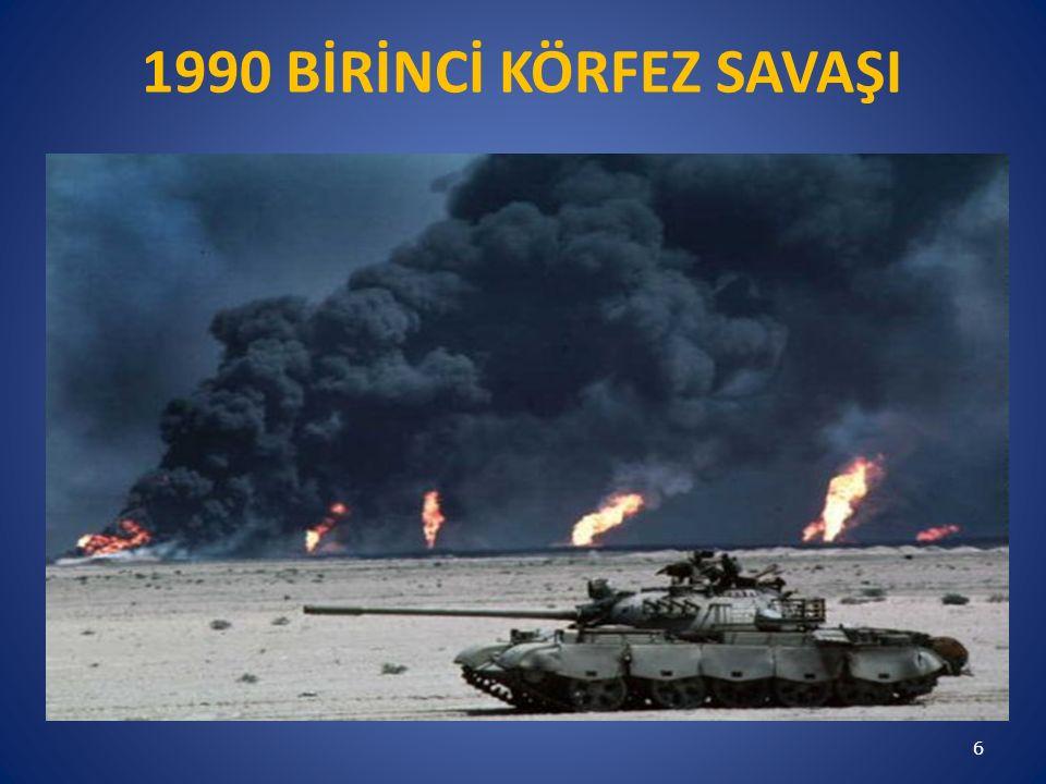 1990 BİRİNCİ KÖRFEZ SAVAŞI 6