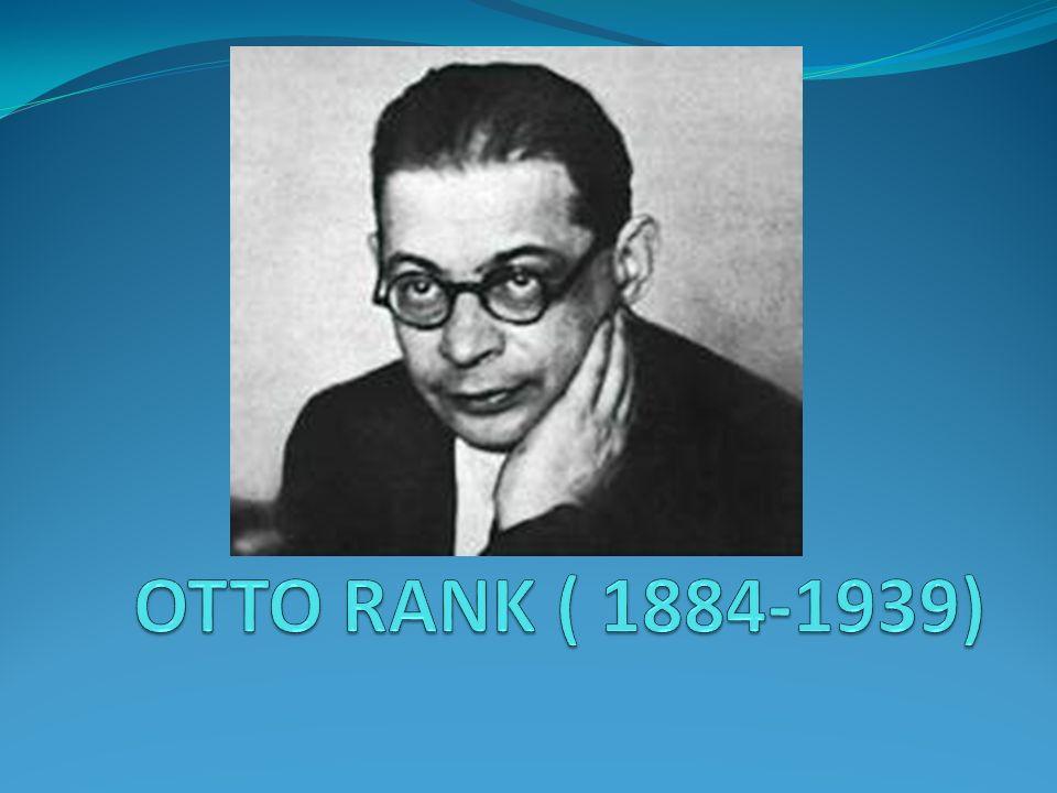 HAYATI 22 nisan 1884'te Viyana da doğmuştur.Asıl adı Otto Rosenfeld'dir.
