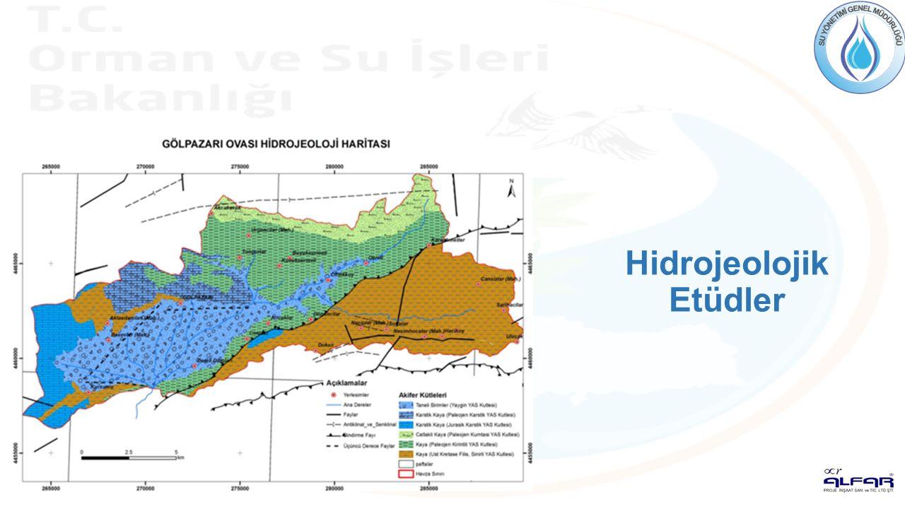 Hidrojeolojik Etüdler