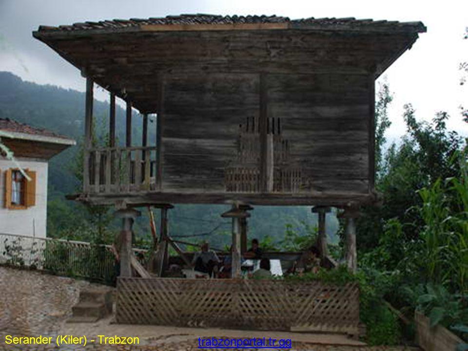 Serander (Kiler) - Trabzon trabzonportal.tr.gg