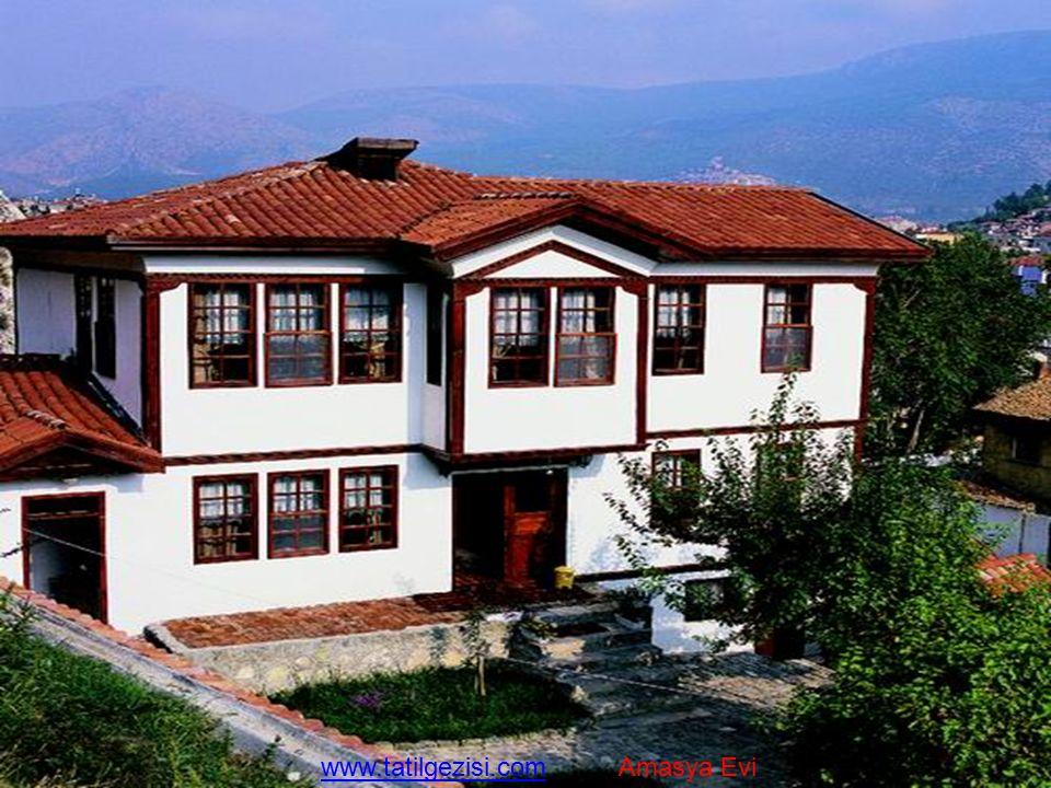 Amasya Eviwww.tatilgezisi.com
