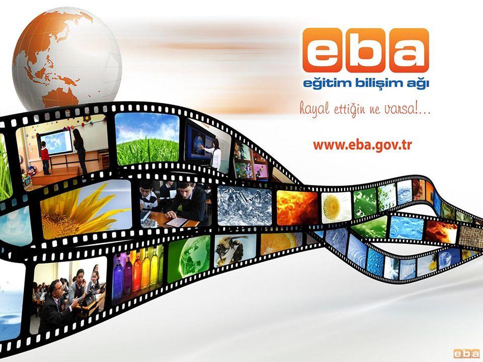 EBA (Eğitim Bilişim Ağı)nedir.Neden EBA. EBA'da neler var.