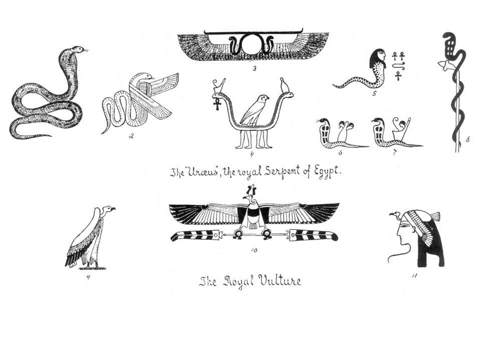 Horus'un dört oğlu: Osiris'in vücudunun parcalarının koruyucularıdır ve bundan sonra ölülerin vücutlarının koruyucuları olmuşlardır.
